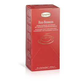 Чай Ronnefeldt Red Berries 1,7гр.х25шт