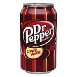 Dr.Pepper Cherry Vanilla 0.355л