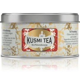 Kusmi tea St Petersburg / Кусми чай Санкт-Петебург, 125гр
