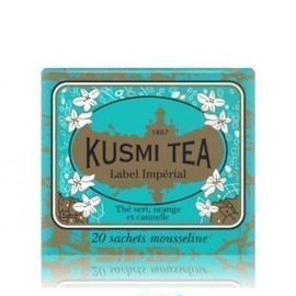 Kusmi tea Imperial Label / Кусми чай Высшая марка Саше, 20штх2,2гр.
