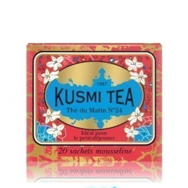 Kusmi tea Russian Morning N°24 / Кусми чай Утро России N°24 Саше, 20штх2,2гр.