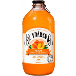 Напиток «Bundaberg» Peach - Персик 0.375л