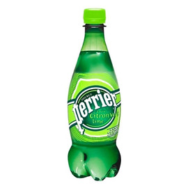Вода Perrier Lime 0.5л