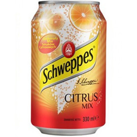 Напиток Schweppes Citrus Mix 0.33л